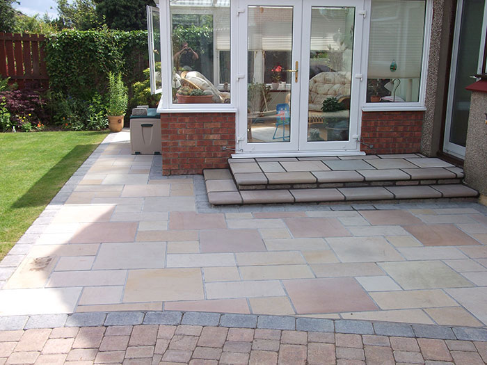 Fairstone Riven by A & G Driveways