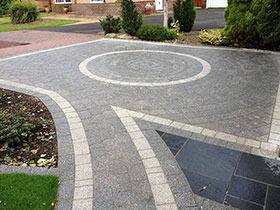 Drivesett Argent by Academy Landscapes