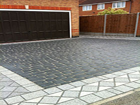 Drivesys Original Cobble by B H Building