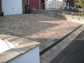 Drivesett Tegula Original by Build Pave and Scape