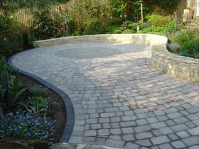 Drivesett Tegula Original by C W Stanley Surfacing & Landsca