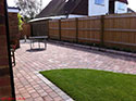 View Drivesett Tegula Walling & Tegula Kerb by Capel Groundwork image
