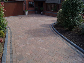 Drivesett Tegula  by Central Drives