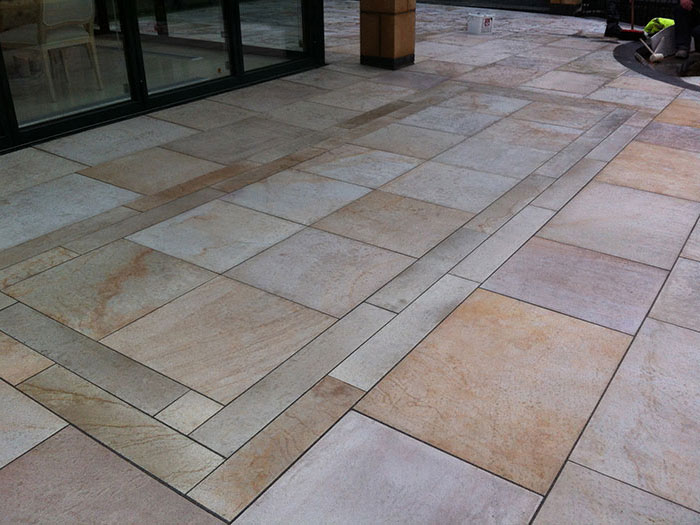 Fairstone Sawn by Classic Paving
