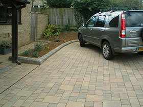 Drivesett Tegula by Cotswold Paving & Landscaping