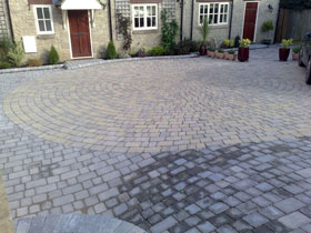 Drivesett Duo by Cotswold Paving & Landscaping Ltd