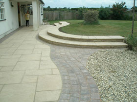 Drivesett Tegula & Heritage Paving by Cotswold Pvng