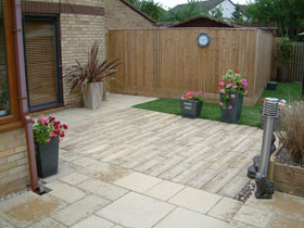 Saxon Paving by Cotswold Paving & Landscaping Ltd