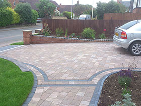 Drivesett Tegula by Country Scapes