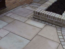 Fairstone Sawn & Fairstone Tumbled Walling by Crystalclear