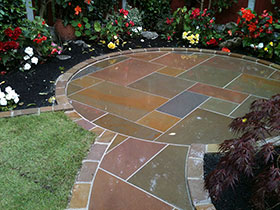 Fairstone Sawn by David Allport Paving