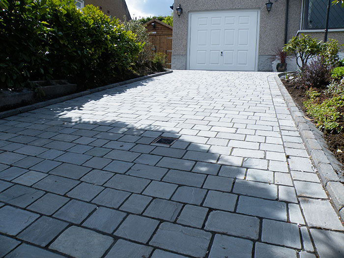 Fairstone Driveway Setts by Des Res Driveways