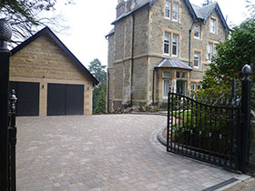 Drivesett Tegula by DJ Collins