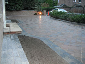 Drivesett Tegula Original by Fineacre Landscaping Ltd