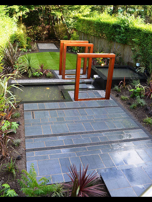 Fairstone Eclipse Granite by Garden & Property Makeovers