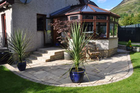 Heritage Paving by Gardens Galore Ltd