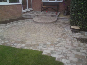 Drivesett Tegula Original by H G Landscapes