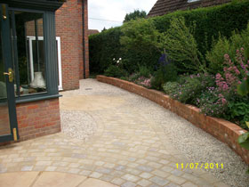 Drivesett Tegula by Heritage Landscapes (Bucks) Ltd