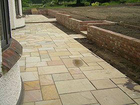 Fairstone Riven by Impact Landscaping