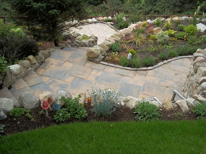 Heritage Circle & Heritage Paving by James S Youngson Ltd