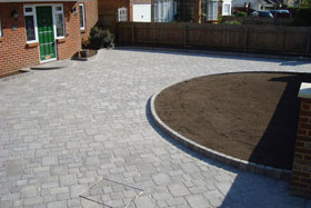 Drivesett Tegula Original by JSC Driveways & Patios Ltd