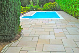 Fairstone Sawn by JSC Driveways & Patios Ltd