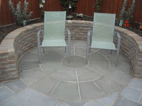 Fairstone Riven & Fairstone PF Walling by Kevin Tilmouth