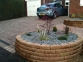 Drivesett Tegula by Landmark