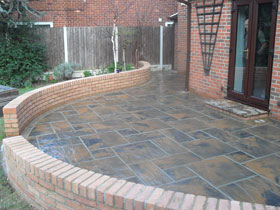 Heritage Paving by Leading Landscapes Ltd