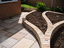 View Fairstone Riven & Old Mill Brick by Marcus Guy Garden Design image