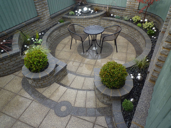 Argent Paving by Maurice Smith & Sons