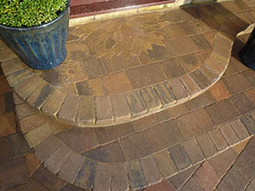 Drivesett Tegula by Maurice Smith & Sons