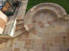 Fairstone Riven by Mian Landscaping Services