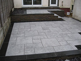 Fairstone Eclipse Granite by Mian Landscaping Services