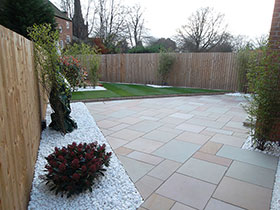 Fairstone Sawn by Moss Landscaping