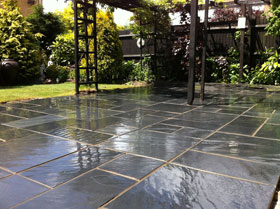 Fairstone Slate by N P Garden & Landscaping Services