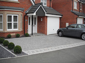 Drivesett Argent by P Hope Paving Specialist