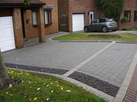 Drivesett Argent by P Hope Paving Specialists