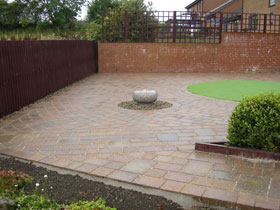 Drivesett Tegula by P Hope Paving Specialists