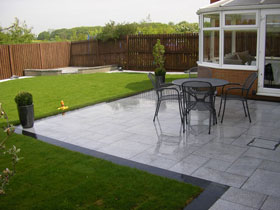Eclipse Granite by P Hope Paving Specialists