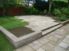 Fairstone Sawn & Fairstone Tumbled Walling by Paramount