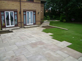 Fairstone Sawn by Paramount Paving