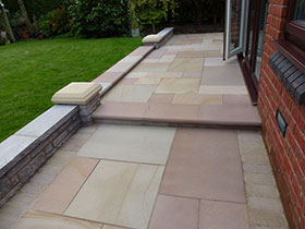 Fairstone Sawn by Penketh Landscaping