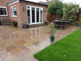 Fairstone Antique by Perfect Paving Ltd