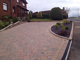 Drivesett Tegula by Priory Paving
