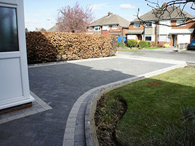Argent Paving by Reece Landscapes & Drives