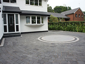 Drivesett Argent by Reece Landscapes & Drives