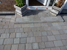 Fairstone Setts by Rural Building Services