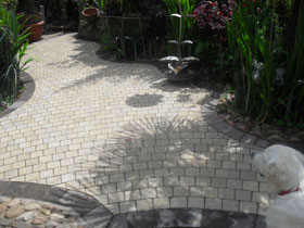 Drivesett Tegula Original by S P G Construction Ltd