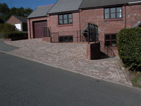 Drivesett Tegula Original by Sandys Landscapes Ltd